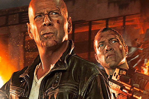 Die Hard 5 trailer