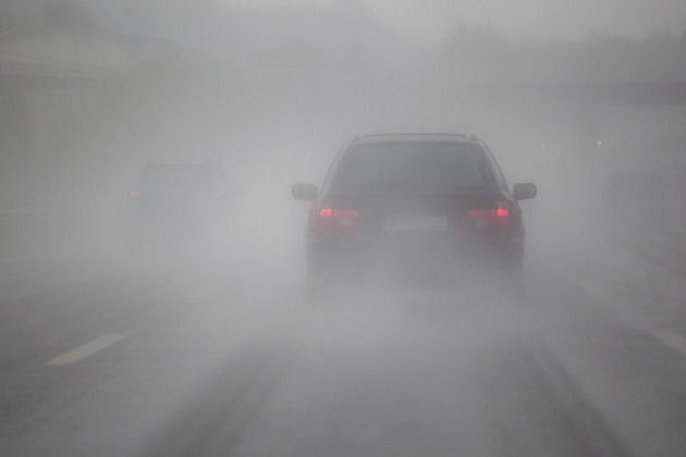 Low Visibility Driving
