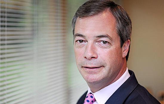Official portrait, UKIP