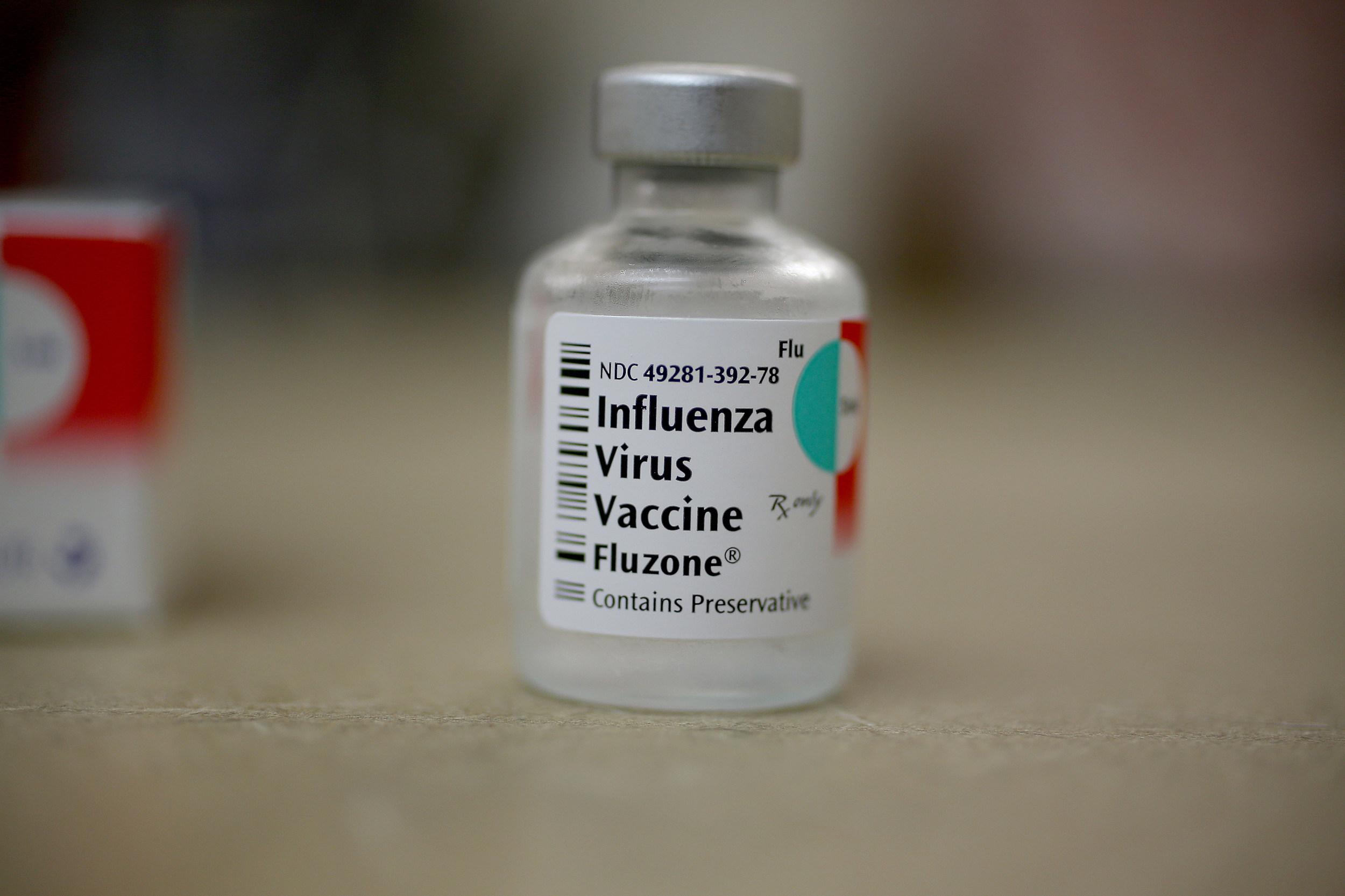 No FluMist for children — CDC