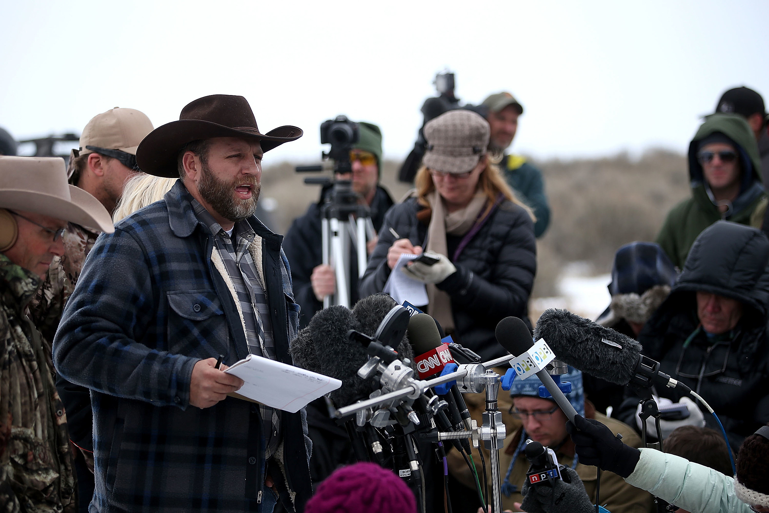 Refuge Occupiers Found Not Guilty; Defense Lawyer Arrested
