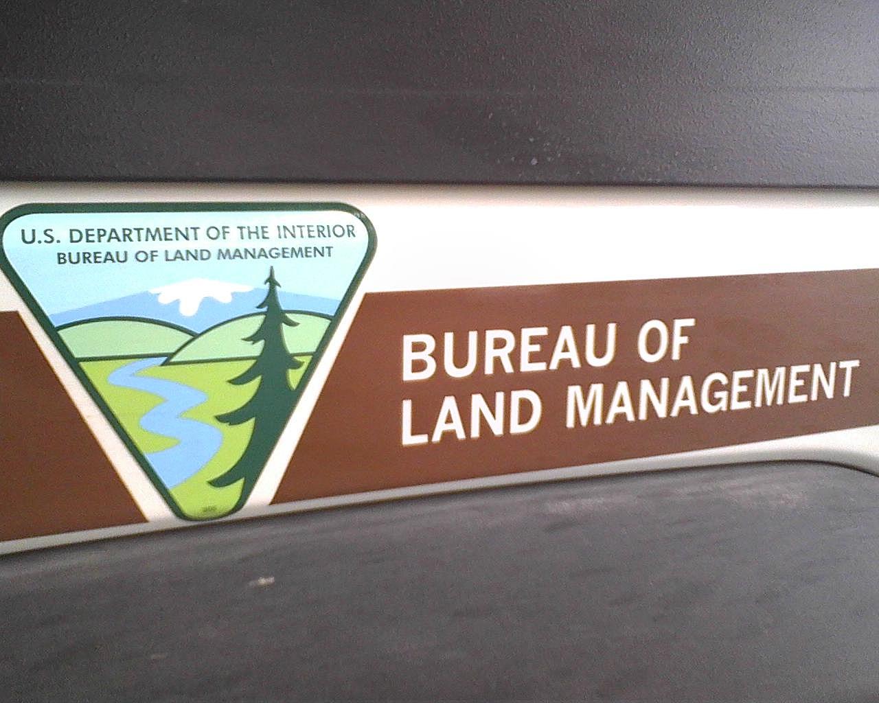 Resource advisory council bureau of land management for Bureau land management
