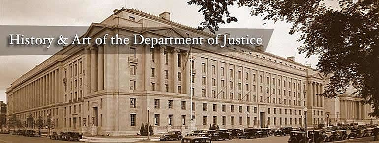Courtesy, U.S. Department of Justice.