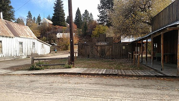 Much of Moon's district is rural in nature.  Idaho City included.  Courtesy, Bill Colley.