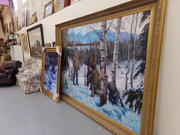 Robert Moore Studio.  Courtesy, Bill Colley.