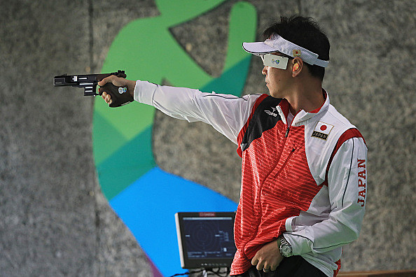 Shooting - Olympics: Day 8