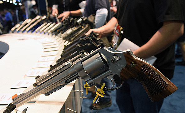 National Shooting Sports Foundation Hosts Annual Trade Show In Las Vegas