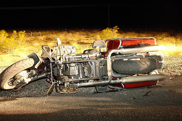 Photo by Nevada Highway Patrol via Getty Images.