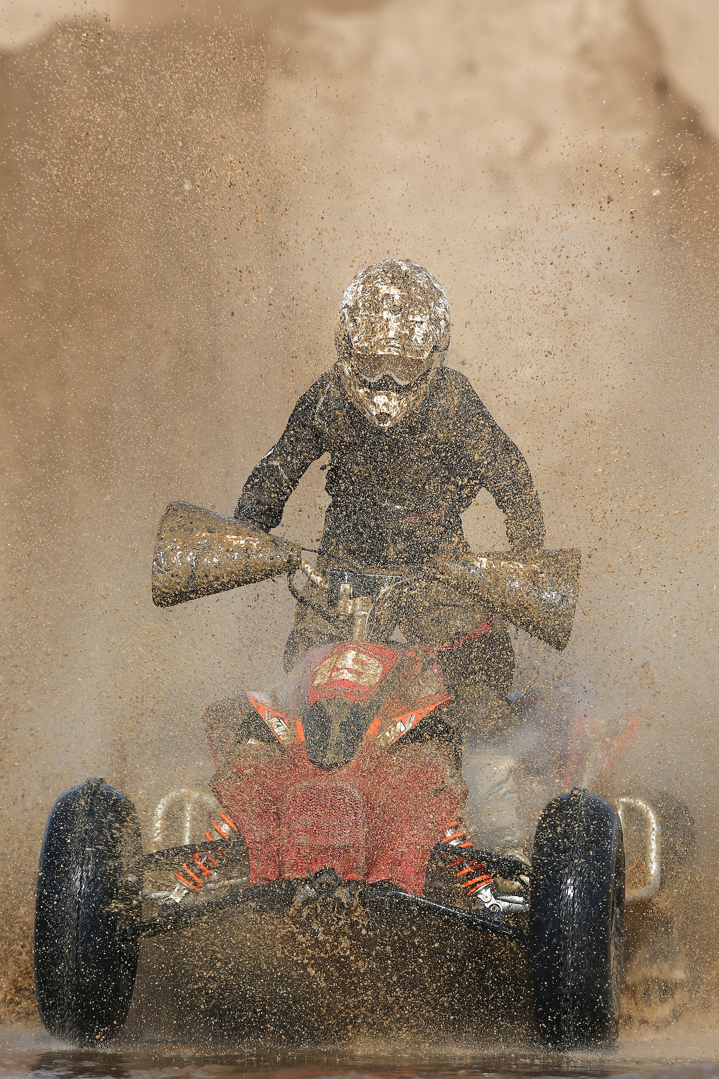 RHL Beach Race at Weston-Super-Mare -  Day One