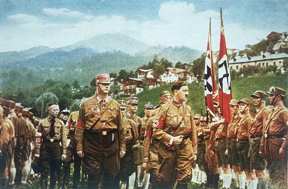 Hitler's Inspection