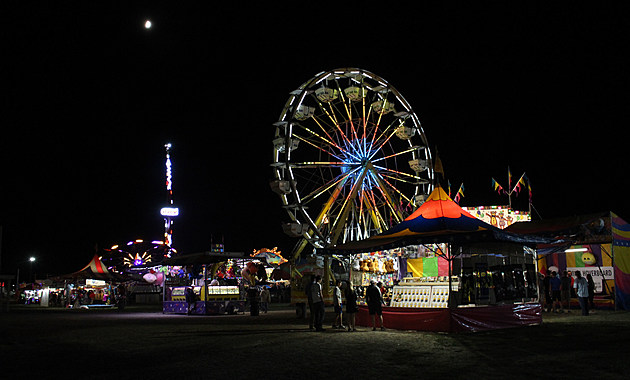 This is the 101st year of the Twin Falls County Fair, an event that has become somewhat of a tradition for Reina Gonzalez and her family. (Photo courtesy of Brayden Weeks)